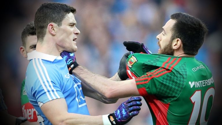 #TheToughest: Mayo HAVE to win this game... do you agree?
