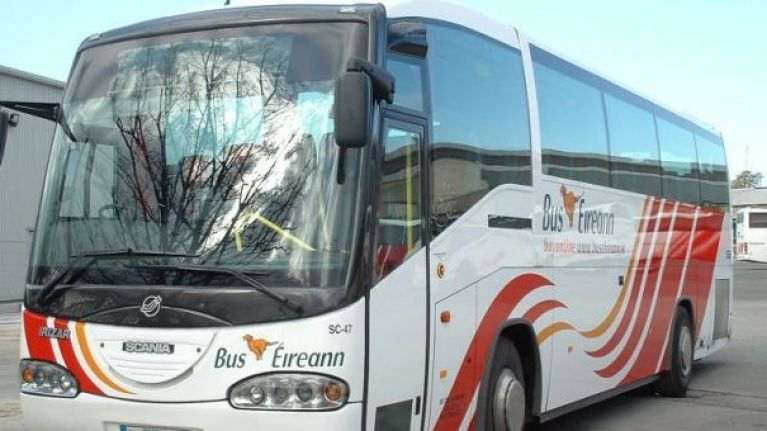 Bus Éireann apologises for timetable posters that simply told customers to go online