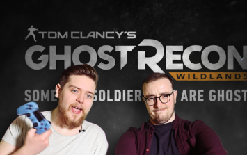 JOE Gaming: Two idiots play co-op on Ghost Recon: Wildlands