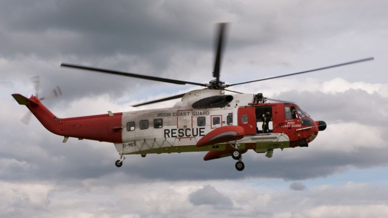 A man has died after getting into difficulty while swimming off Clare coast