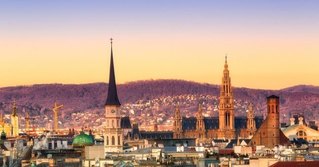 New survey reveals the cities with the best quality of living in the world