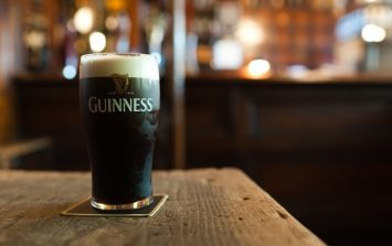 PIC: Canadian pub apologises for THAT pint of Guinness and makes it up to their Irish customers in style