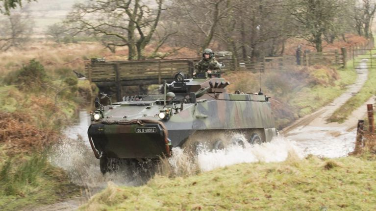 World's first for the Irish Defence Forces in new recruitment drive