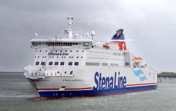 Stena Line are offering return trips between Ireland and Wales for €6.50