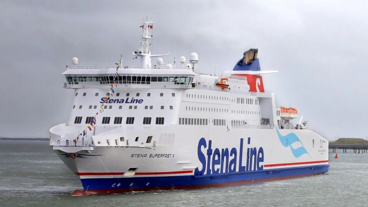 Stena Line are offering trips to Liverpool and Scotland for only €5