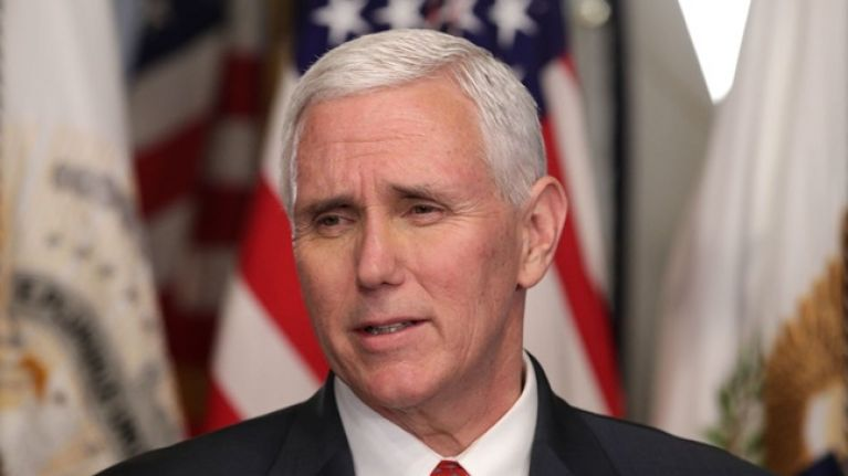 US Vice President Mike Pence will travel to Ireland in support of the Good Friday Agreement