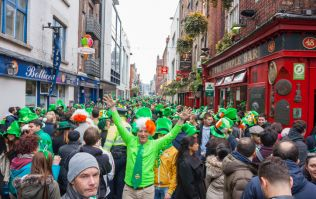 The Grand Marshals for this year's St. Patrick's Day parade have been revealed