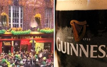 PICS: Dublin is absolutely wedged with people drinking and celebrating St Patrick's Day