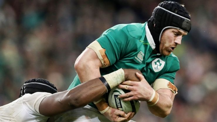 We simply had to hand out a 10/10 to one Irish hero in our player ratings