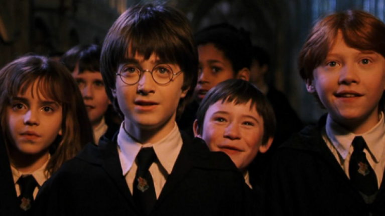 This is the original Harry Potter pitch that J.K. Rowling sent to publishers