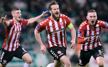 Heartbreaking news as Derry City captain Ryan McBride passes away, aged 27