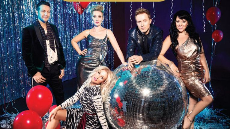 LISTEN: Steps release new single 'Scared Of The Dark' and it's like they never left