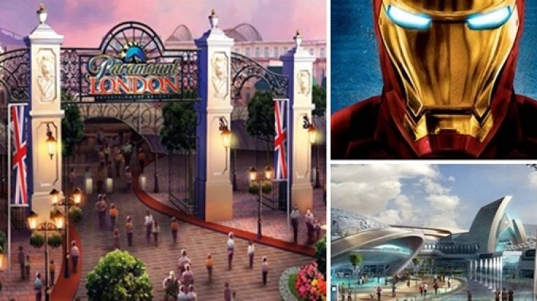 A superb new theme park to rival Disneyland is set to open in the UK