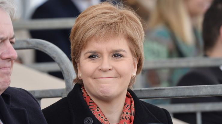 Nicola Sturgeon demands another referendum on Scottish independence