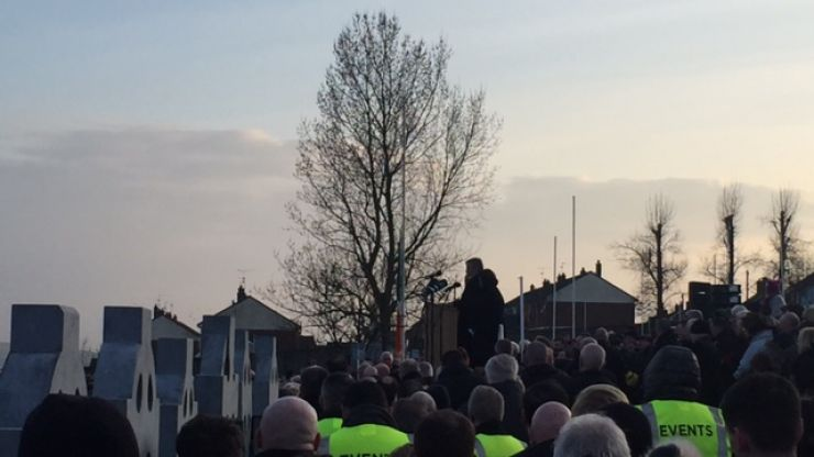 Martin McGuinness's journey didn't end in Derry on Thursday. His funeral was about the future as much as the past