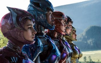 The theme song to the new Power Rangers movie is WAY better than it has any right to be