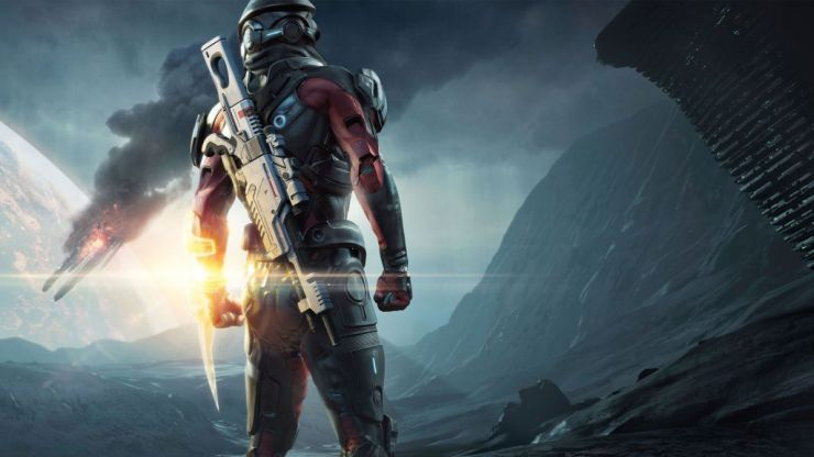 Mass Effect: Andromeda brings us back to the universe we know, but through new eyes