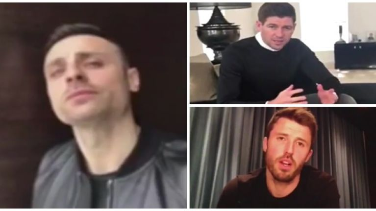 WATCH: Dimitar Berbatov was the best thing about Robbie Keane's FAI Hall of Fame tribute