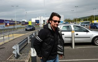 Richard Hammond 'air-lifted to hospital' following car-crash in Swiss mountains