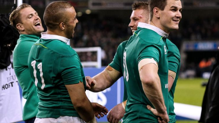 PRECISION PLAY: The moment that turned the match against England in Ireland's favour