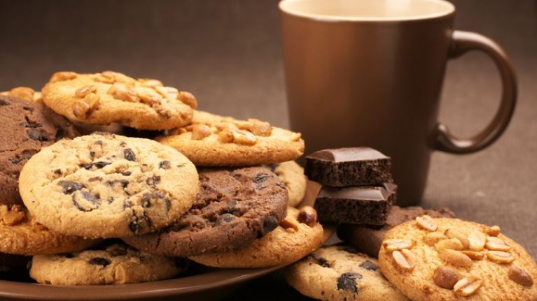 Irish people consume an incredible amount of biscuits on a yearly basis