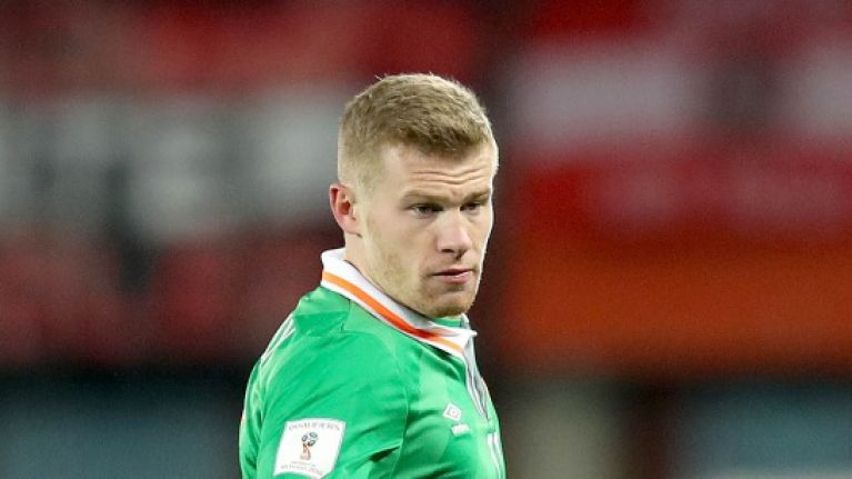 James McClean reveals the horrible incidents which forced him to leave Sunderland