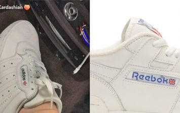 Everyone is saying that Kanye West's new Yeezy Powerphase trainers are basically just Reebok Classics