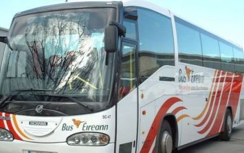 Iarnród Éireann claims no rail services will be effected today by the fourth day of Bus Éireann strikes