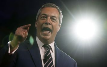 Nigel Farage amongst guests set to speak at 'Irexit' event in Dublin early next year