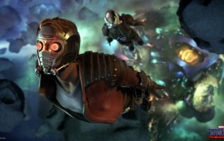 WATCH: Here's your first proper look at the upcoming Guardians Of The Galaxy video-game