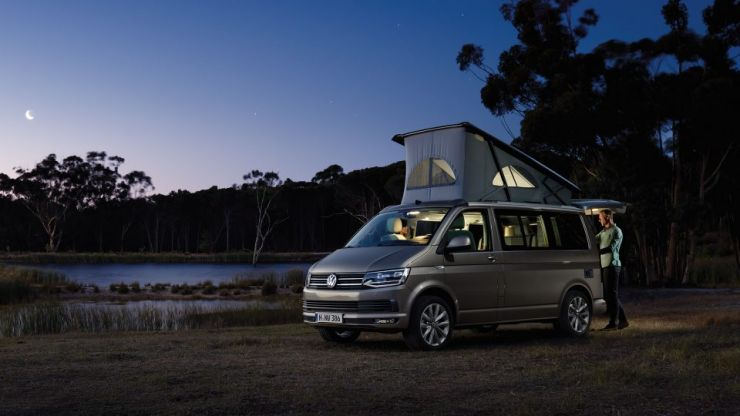 COMPETITION: Win the chance to drive a fantastic Volkswagen California for 6 months