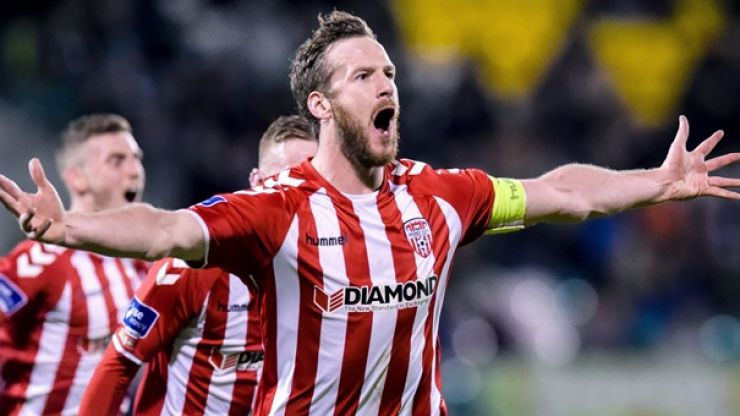 Derry City have paid the most touching tribute to Ryan McBride in their first game since his death