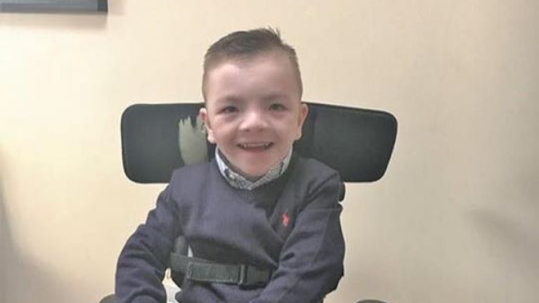 Gala ball to take place in Dublin to support a brave boy with a very rare condition