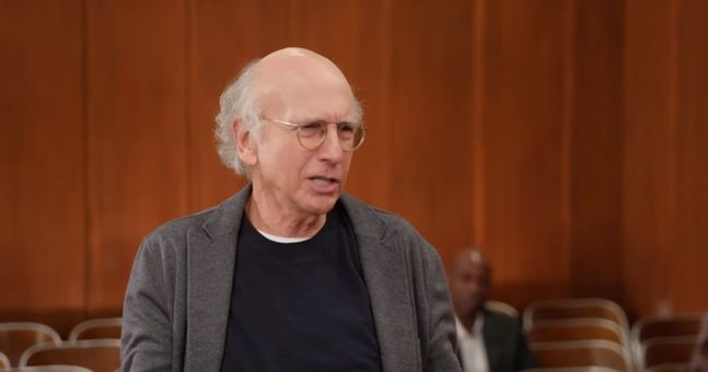 What a character: Why Larry David from Curb Your Enthusiasm is a TV great