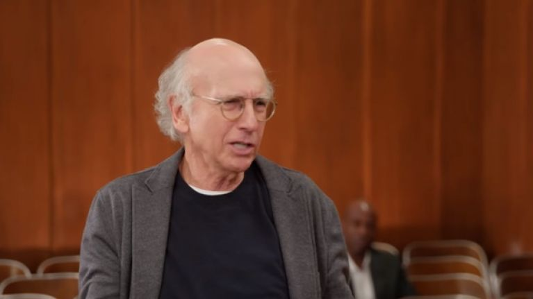What a character: Why Larry David from Curb Your Enthusiasm is a TV
