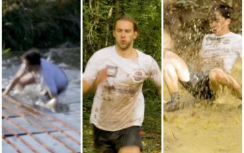 WATCH: These lads take on The Muck of Kells and it doesn't end well for one