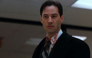 The movie with Keanu Reeves' best performance turns 20 years old this weekend (no, not The Matrix)