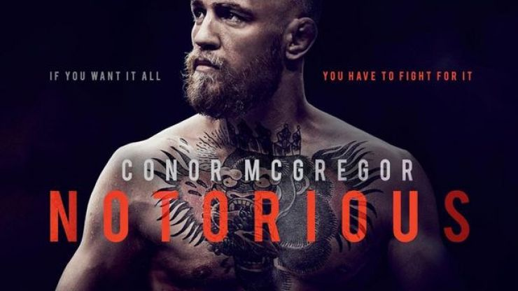 #TRAILERCHEST: Here is the first full trailer for the Conor McGregor documentary, Notorious
