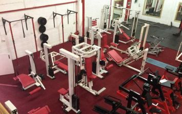 PICS: All of this gym equipment is being auctioned off in Dublin next week