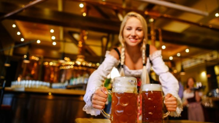There's a really cool 'Oktoberfest West' taking place in Westport this Saturday