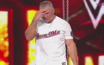 VIDEO: Concern for Shane McMahon following his latest death defying stunt