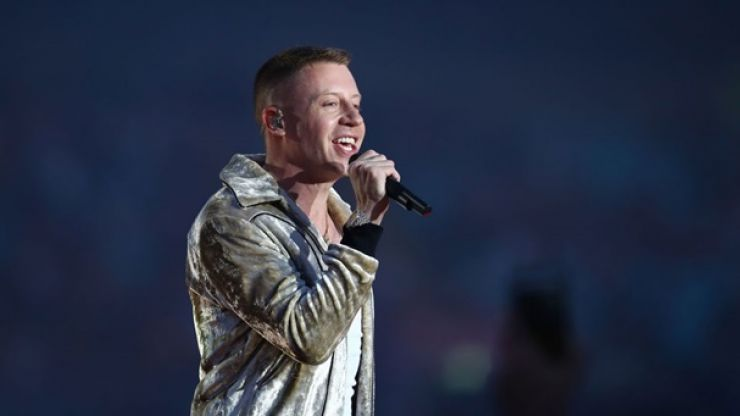 Macklemore has just announced an Irish gig for next year