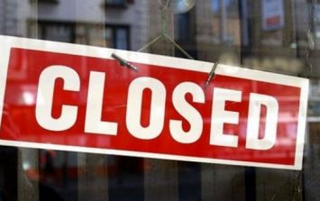 Four Irish food businesses were served with closure orders in October