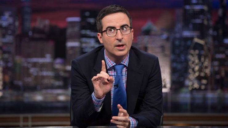WATCH: John Oliver goes all-in by comparing the Confederacy in America to Jimmy Savile