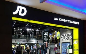 JD Sports looking for 1,000 staff to fill temporary roles all over Ireland in the lead-up to Christmas