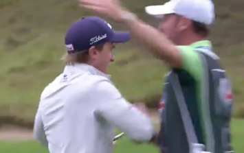 Paul Dunne beats Rory McIlroy for first ever professional win in relentless head-to-head