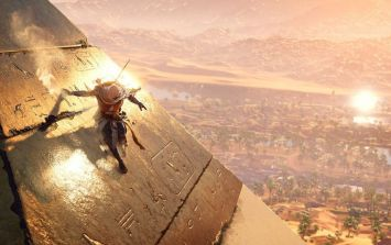 The latest Assassin's Creed gets a truly beautiful, technically astounding new trailer