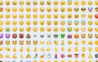 We now know which emoji is used in texts more than any other