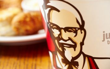 Fans of KFC can now get it delivered to their door in Dublin