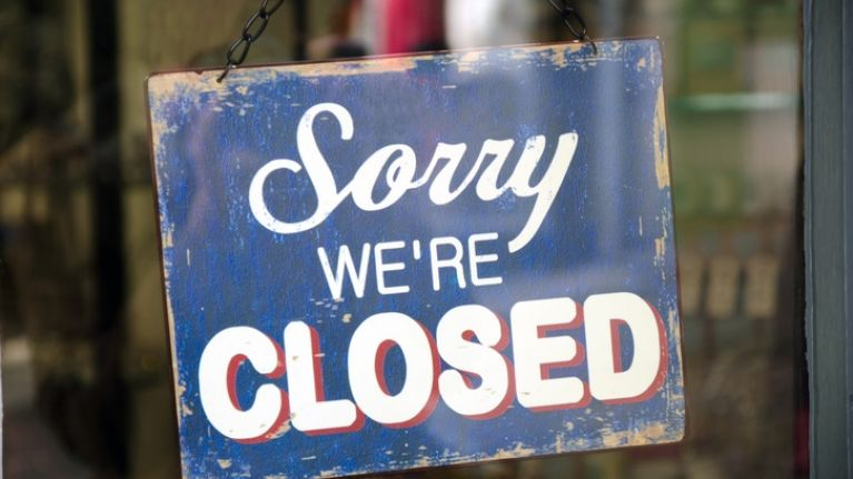 Nine Irish food businesses were served with closure orders in December